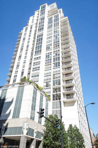 200 W Grand Avenue #1305, Chicago, IL 60654 (MLS #10612972) :: Property Consultants Realty