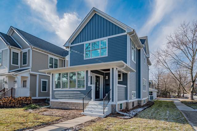 237 N Mill Street, Naperville, IL 60540 (MLS #10612988) :: Angela Walker Homes Real Estate Group