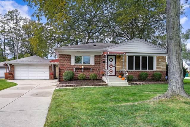 11101 Shelley Street, Westchester, IL 60154 (MLS #10612992) :: Angela Walker Homes Real Estate Group