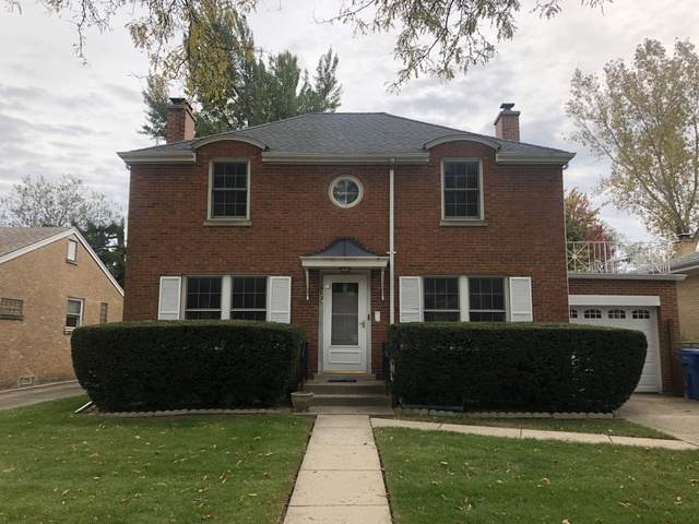 6121 N Leader Street, Chicago, IL 60646 (MLS #10613008) :: BN Homes Group