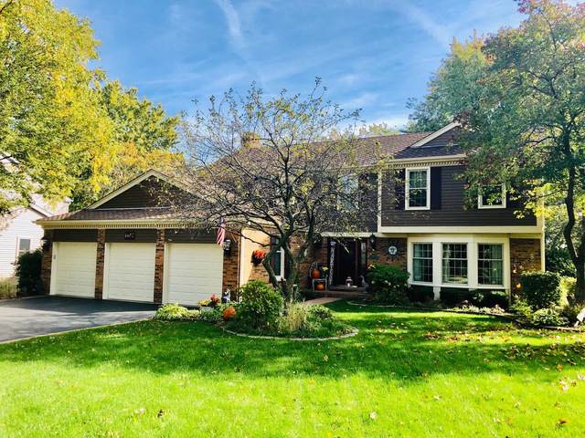607 Lexington Court, Mundelein, IL 60060 (MLS #10613024) :: Angela Walker Homes Real Estate Group