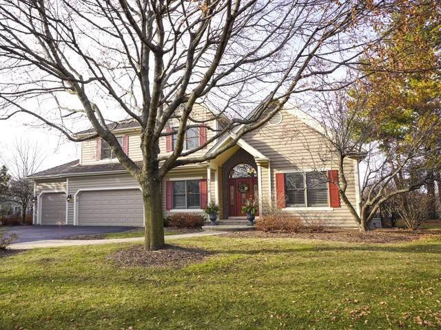 6318 Farmwood Drive, Long Grove, IL 60047 (MLS #10613033) :: Property Consultants Realty
