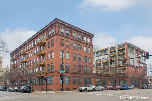 120 E Cullerton Street #501, Chicago, IL 60616 (MLS #10613036) :: Touchstone Group
