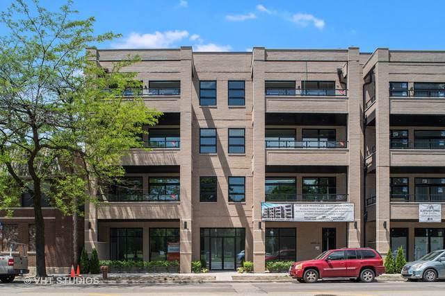 4438 N Western Avenue #3, Chicago, IL 60625 (MLS #10613041) :: John Lyons Real Estate