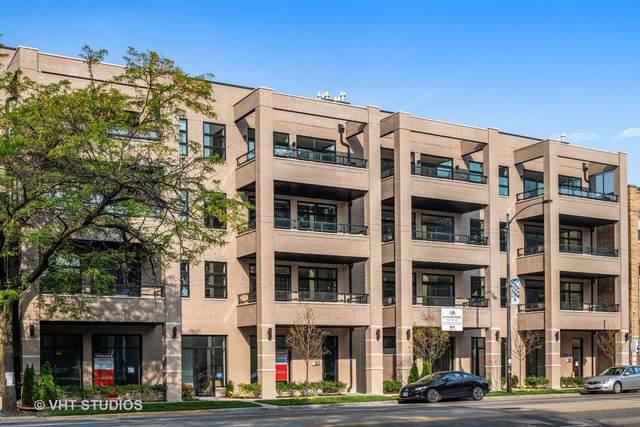 4436 N Western Avenue #3, Chicago, IL 60625 (MLS #10613062) :: John Lyons Real Estate