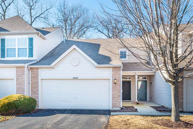 1005 Brush Hill Circle #1005, Joliet, IL 60432 (MLS #10613090) :: The Wexler Group at Keller Williams Preferred Realty