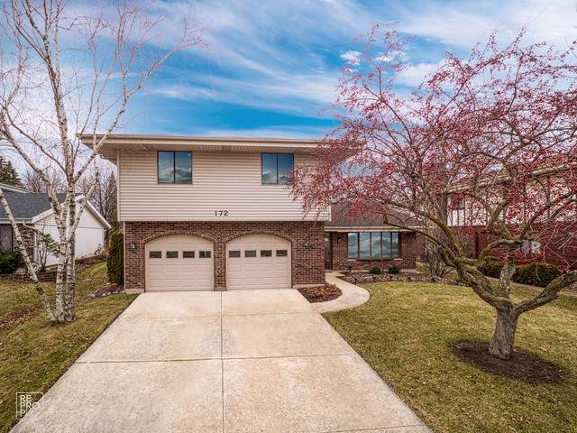 172 Braintree Drive, Bloomingdale, IL 60108 (MLS #10613145) :: Touchstone Group