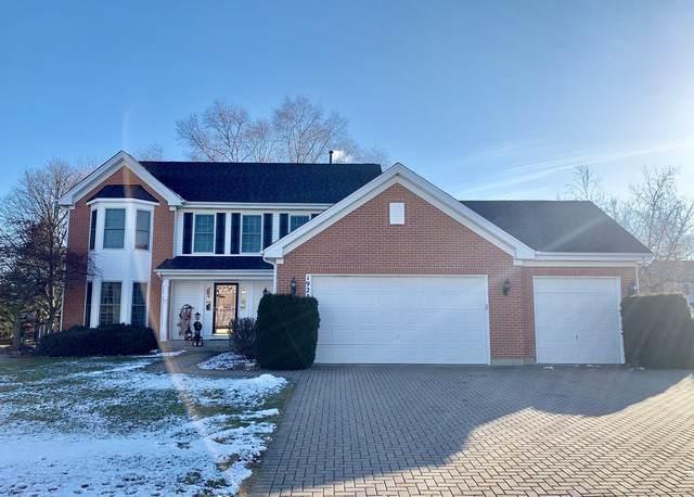 1921 Peach Tree Lane, Algonquin, IL 60102 (MLS #10613182) :: Ryan Dallas Real Estate