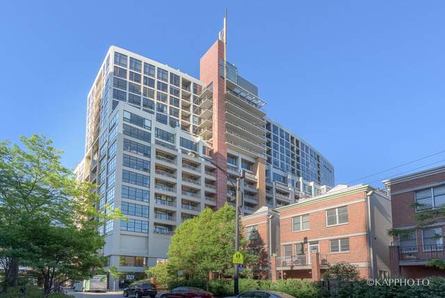 1530 S State Street 15P, Chicago, IL 60605 (MLS #10613185) :: Touchstone Group