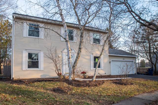1752 Bucknell Court, Naperville, IL 60565 (MLS #10613190) :: The Wexler Group at Keller Williams Preferred Realty