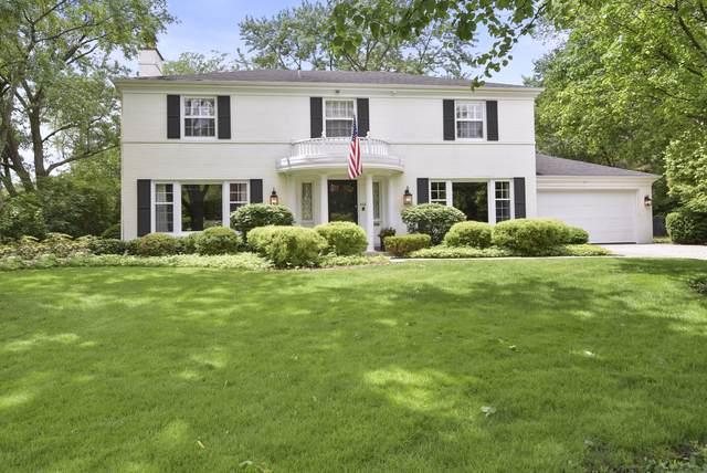600 Glenayre Drive, Glenview, IL 60025 (MLS #10613196) :: Property Consultants Realty