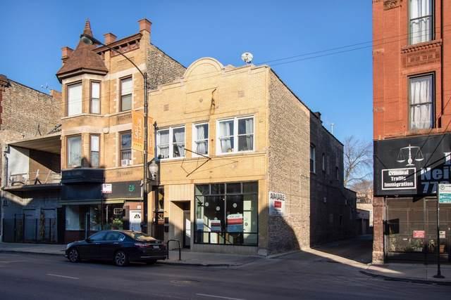 1948 Chicago Avenue, Chicago, IL 60622 (MLS #10613198) :: The Mattz Mega Group