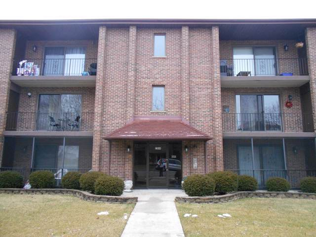 7944 Paxton Avenue D, Tinley Park, IL 60477 (MLS #10613211) :: John Lyons Real Estate