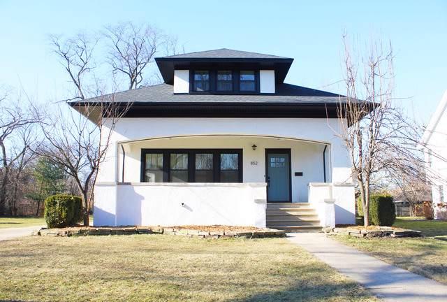 852 Burns Avenue, Flossmoor, IL 60422 (MLS #10613241) :: The Wexler Group at Keller Williams Preferred Realty