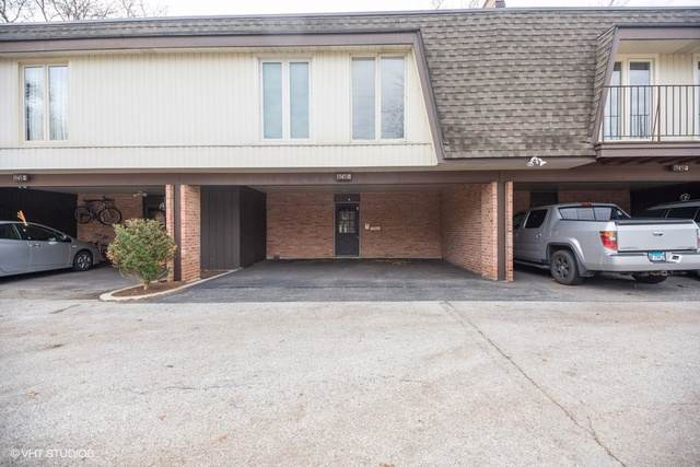 1945 Tanglewood Drive G, Glenview, IL 60025 (MLS #10613248) :: Berkshire Hathaway HomeServices Snyder Real Estate