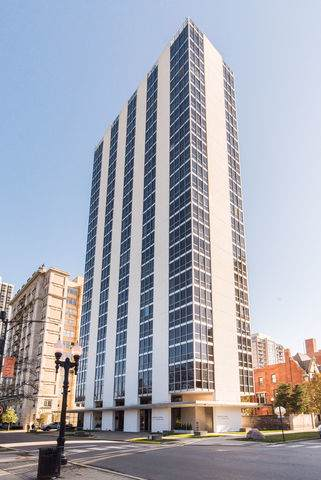 1555 N Dearborn Parkway 17C, Chicago, IL 60610 (MLS #10613272) :: John Lyons Real Estate