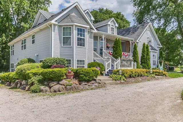9503 Antioch Road, Salem, WI 53168 (MLS #10613288) :: Helen Oliveri Real Estate
