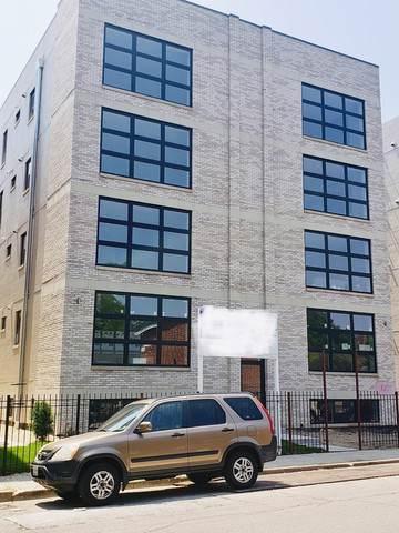 1209 E 46th Street 2E, Chicago, IL 60653 (MLS #10613316) :: The Dena Furlow Team - Keller Williams Realty
