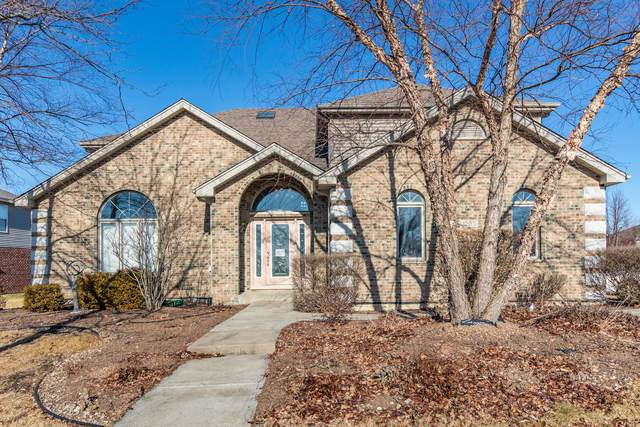 1205 Jennie Drive, New Lenox, IL 60451 (MLS #10613330) :: Property Consultants Realty