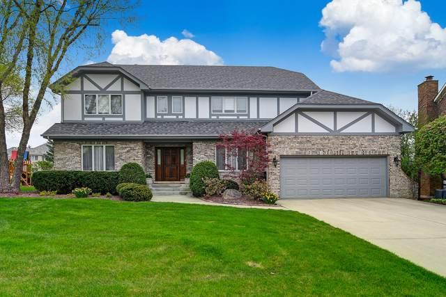 6109 Woodcreek Drive, Burr Ridge, IL 60527 (MLS #10613350) :: Angela Walker Homes Real Estate Group