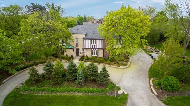 1000 Laurie Lane, Burr Ridge, IL 60527 (MLS #10613351) :: Angela Walker Homes Real Estate Group