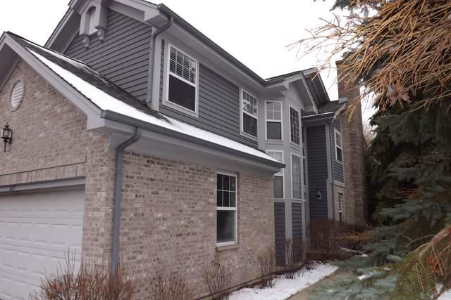 522 Kresswood Drive 16A, Mchenry, IL 60050 (MLS #10613358) :: Lewke Partners