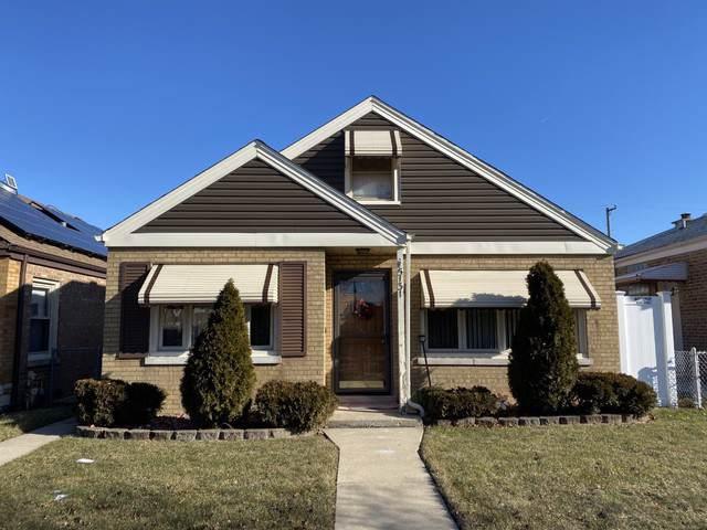 5131 S Narragansett Avenue, Chicago, IL 60638 (MLS #10613385) :: The Perotti Group | Compass Real Estate