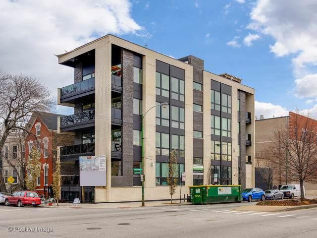1533 W Superior Street 2SN, Chicago, IL 60642 (MLS #10613398) :: The Mattz Mega Group