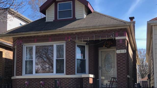 1813 W 71ST Street, Chicago, IL 60636 (MLS #10613407) :: Angela Walker Homes Real Estate Group