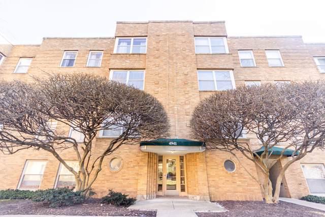 4941 N Wolcott Avenue 3A, Chicago, IL 60640 (MLS #10613410) :: John Lyons Real Estate