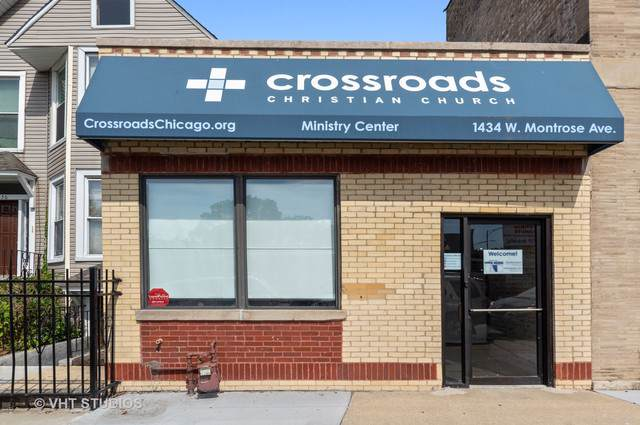 1434 Montrose Avenue, Chicago, IL 60613 (MLS #10613411) :: Angela Walker Homes Real Estate Group