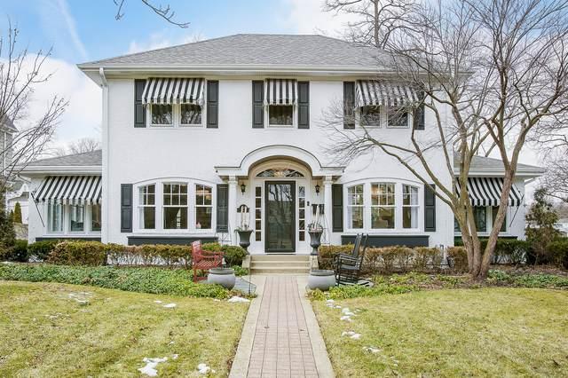 260 Exmoor Avenue, Glen Ellyn, IL 60137 (MLS #10613441) :: The Wexler Group at Keller Williams Preferred Realty