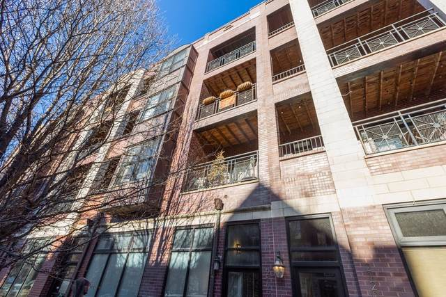 2122 W Rice Street #4, Chicago, IL 60622 (MLS #10613481) :: Property Consultants Realty