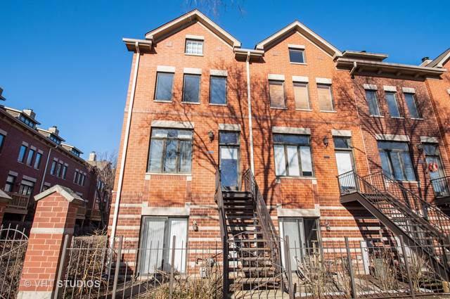 1806 W Argyle Street I, Chicago, IL 60640 (MLS #10613502) :: John Lyons Real Estate