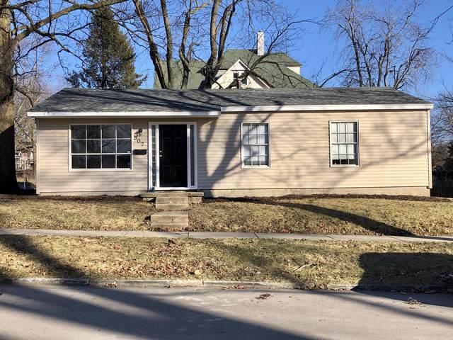 507 N Evans Street, Bloomington, IL 61701 (MLS #10613523) :: Janet Jurich