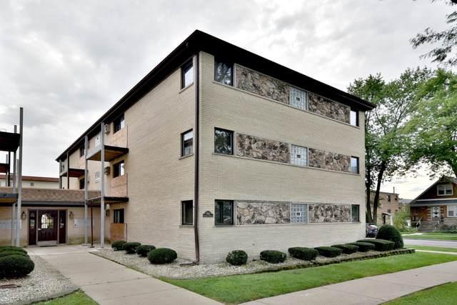 7623 W Altgeld Street 1WN, Elmwood Park, IL 60707 (MLS #10613533) :: Suburban Life Realty