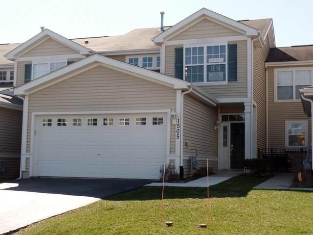 1505 W Remington Lane, Round Lake, IL 60073 (MLS #10613548) :: John Lyons Real Estate