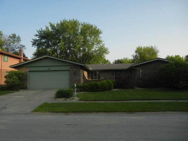 520 Chestnut Lane, Beecher, IL 60401 (MLS #10613554) :: Angela Walker Homes Real Estate Group