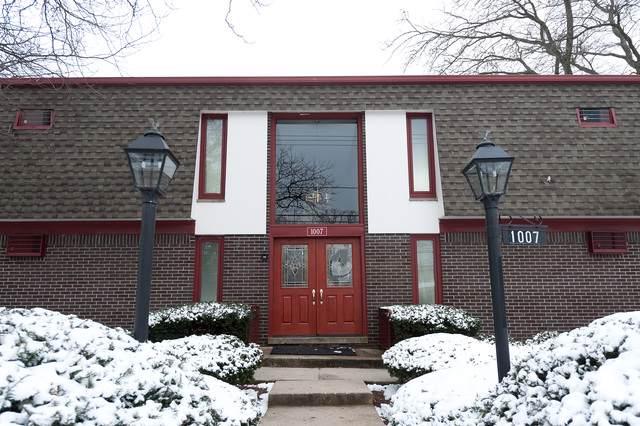 1007 Deerfield Road #121, Deerfield, IL 60015 (MLS #10613557) :: Property Consultants Realty