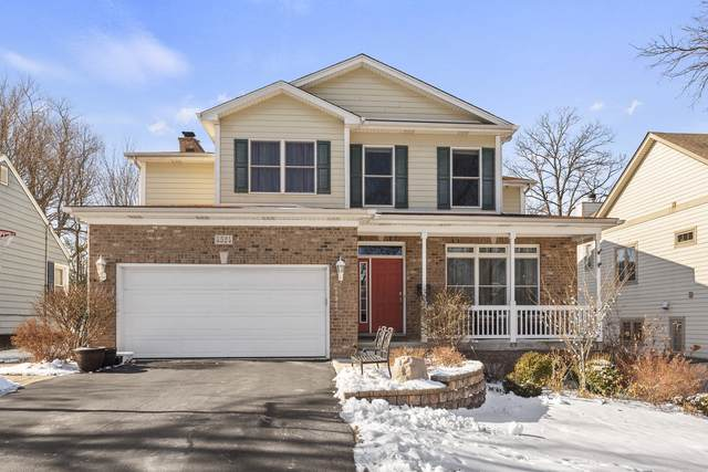 4524 Bryan Place, Downers Grove, IL 60515 (MLS #10613573) :: Berkshire Hathaway HomeServices Snyder Real Estate