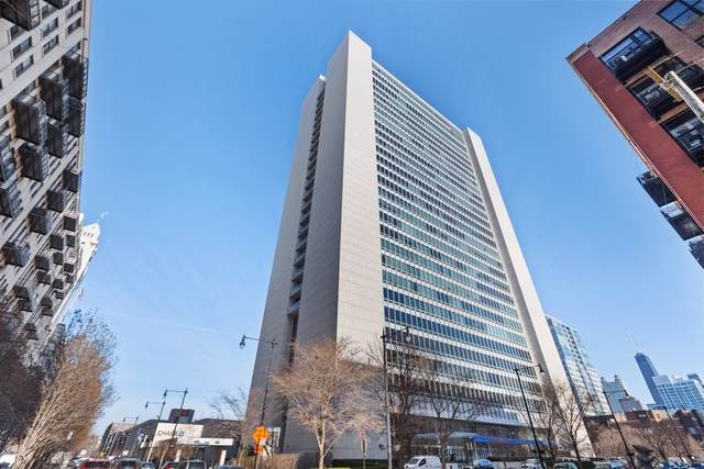 500 W Superior Street #709, Chicago, IL 60654 (MLS #10613585) :: Property Consultants Realty