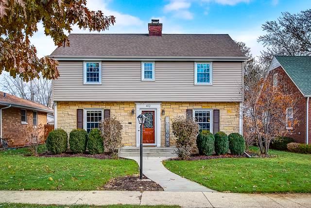 412 Mack Street, Joliet, IL 60435 (MLS #10613594) :: Property Consultants Realty