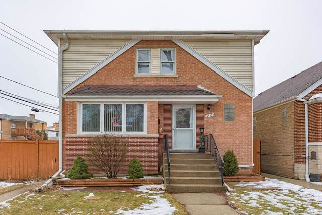 4969 N Mason Avenue, Chicago, IL 60630 (MLS #10613601) :: Lewke Partners