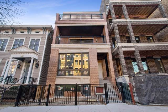 1321 W Wrightwood Avenue #1, Chicago, IL 60614 (MLS #10613616) :: John Lyons Real Estate