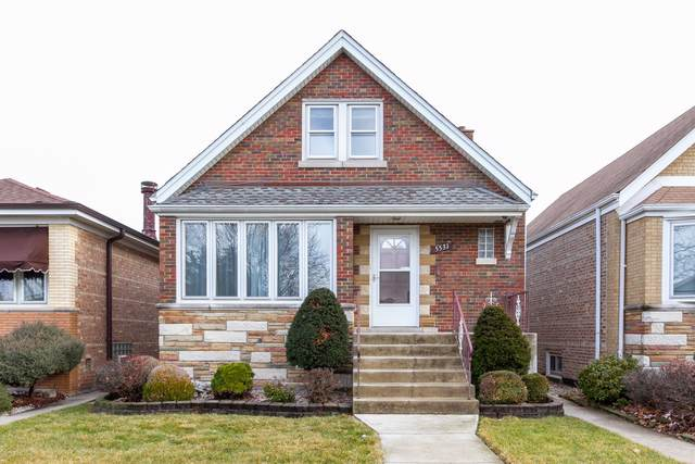5531 S Moody Avenue, Chicago, IL 60638 (MLS #10613640) :: The Perotti Group | Compass Real Estate