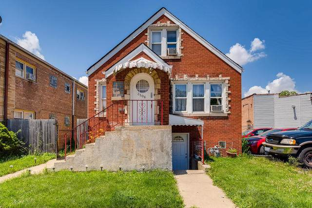 2506 S Central Avenue, Cicero, IL 60804 (MLS #10613645) :: Property Consultants Realty