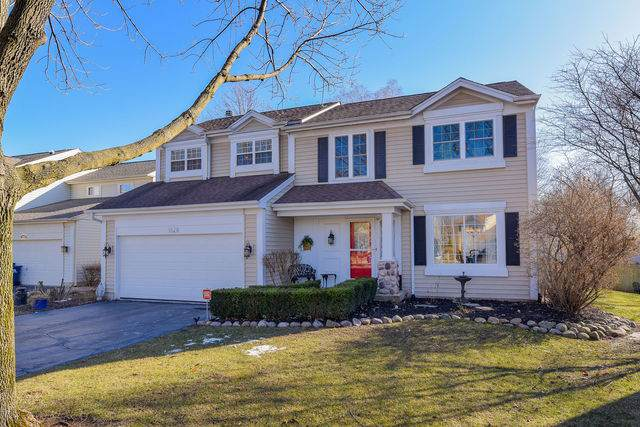 1820 Rampart Court, Naperville, IL 60565 (MLS #10613646) :: The Wexler Group at Keller Williams Preferred Realty