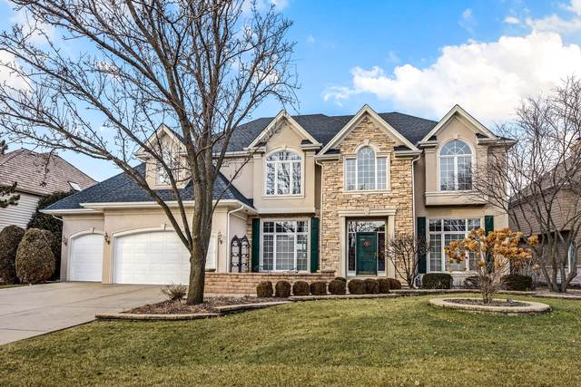3355 White Eagle Drive, Naperville, IL 60564 (MLS #10613675) :: The Wexler Group at Keller Williams Preferred Realty