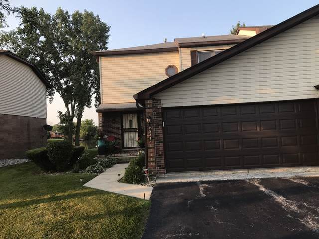 2537 Lake Shore Drive, Lynwood, IL 60411 (MLS #10613685) :: Baz Realty Network | Keller Williams Elite