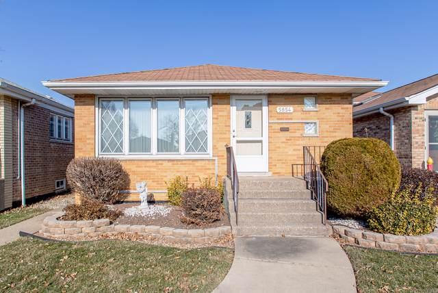 5854 W 64th Street, Chicago, IL 60638 (MLS #10613689) :: John Lyons Real Estate